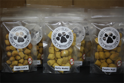Nutty Monkey Grain-Free Treats