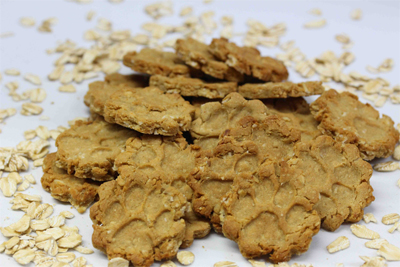 Cookie Jar Club - Oatmeal Peanut Butter